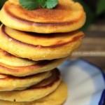 10分钟的玉米烙饼(早餐菜谱)
