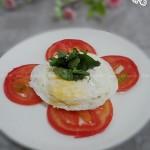 冰镇鲜香微波煎鸡蛋(微波炉菜谱)