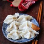 羊肉饺子(早餐菜谱)