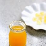 自制橙汁果冻(零食)