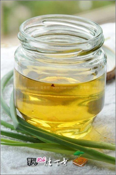 葱油和油葱酥