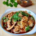 麻辣口水鸡(荤菜)