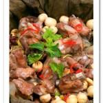 荷香蒸排骨(清蒸菜-夏季解馋不上火的大肉菜)