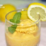 芒果冰淇淋(夏季清凉甜品)