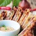 新疆吐鲁番剁肉饼(早餐菜谱)