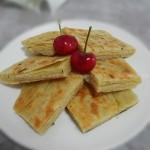 椒盐葱花饼(早餐菜谱)