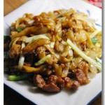炒肉河(主食)