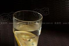 自制腌柠檬汁