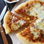 番茄牛肉PIZZA(早餐菜谱)