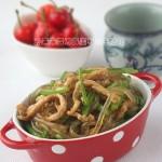 芹菜粉(超好吃的东北快手家常菜)
