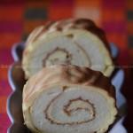 虎皮蛋糕卷(早餐菜谱)