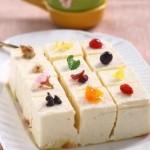 豆腐冻芝士蛋糕(甜品)