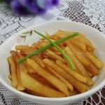 山西搅醋丝(山西具有500多年历史的民间家常腌菜)