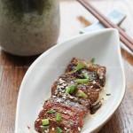 红烧带鱼(海鲜家常菜谱)