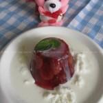 樱桃冰沙冻(甜品)