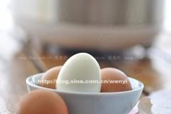 5分钟快速煮鸡蛋法