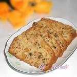 苹果核桃糕(早餐菜谱)
