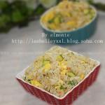 蟹肉炒饭(早餐菜谱)
