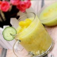 菠蘿黃瓜汁