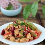醋炒雞(葷菜菜譜)