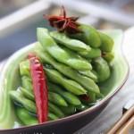 盐水毛豆(凉菜菜谱)
