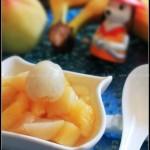 自制水果汤(水果罐头)