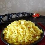 黄金炒饭(早餐菜谱)