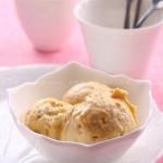 太妃苹果冰淇淋(焦糖糖浆和太妃酱)