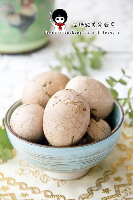茶香土鸡蛋