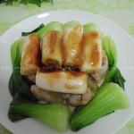 晋城烧大葱(山西传统名小吃)