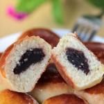 平底锅红豆小餐包(甜早餐菜谱)