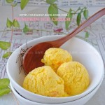 南瓜冰淇淋(自制冰激凌)