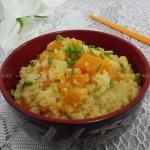 小米南瓜焖饭(山西早餐菜谱)