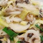 杭式炒年糕(早餐菜谱)