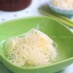 糖醋香花藕(凉拌菜菜谱)