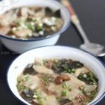 鲜肉浓香刀削面(早餐菜谱)