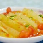 微波茄汁冬瓜(微波爐菜譜)