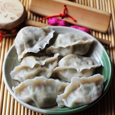 纯手工鲅鱼水饺