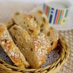 燕麦面包(早餐菜谱)