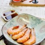 白灼虾(海鲜家常菜谱)