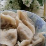 尖椒猪肉馅饺子(中式早餐菜谱)