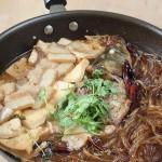 得莫利燉魚(葷菜菜譜-怎樣去除鯉魚的腥線)
