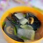 淡菜冬瓜湯(消暑滋陰好湯菜譜)