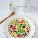 意面沙拉(减肥菜谱)