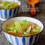 扁尖冬瓜汤(家常靓汤菜谱-祛暑清热)
