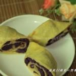 紫薯薄餐(早餐菜谱)