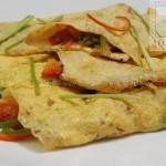 西班牙蛋皮卷(西式菜谱)