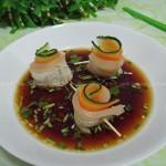 九味白肉(山西名菜菜谱-解火去腻宫府名菜)