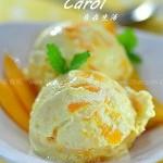 芒果奶酪冰淇淋(自制冰激凌菜谱)