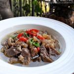 清炖牛腩(荤菜菜谱)